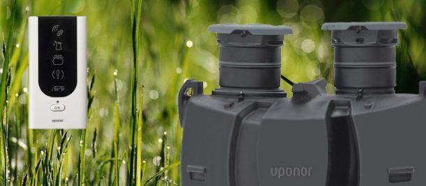 Markgrossen Uponor Clean 610x267 - Uponor Clean 1 minireningsverk