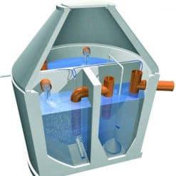 Minireningsverk från WSB Clean