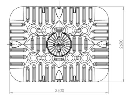 markgrossen cipax 6000 matt - Cipax Sluten tank